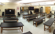 LIU Brooklyn Department of Physical Therapy Equipment