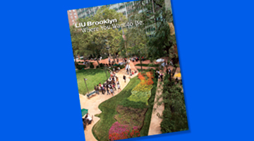 LIU Brooklyn Viewbook