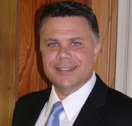 Christopher Fevola, Vice President for Finance and Treasure