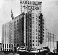 Brooklyn Paramount Theatre