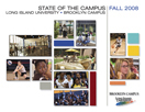 State of the Campus Fall 2008 Cover