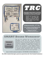 LIU Brooklyn TRC Smartboard Workshop