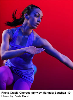 LIU Brooklyn Dance Rising Artist Workshops