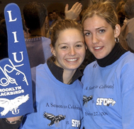 Students at Athletic Event