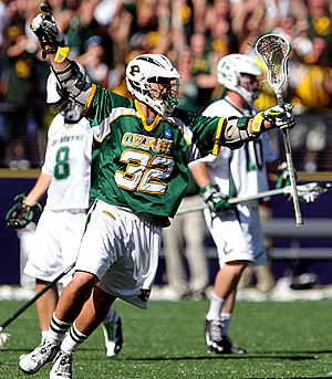 Men's Lacrosse Win NCAA Div. II National Championship