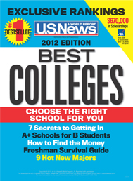 C.W. Post ranked among the Best Regional Universities in the North - US News & World Report 2012 Edition Best Colleges
