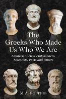 The Greeks who made us book cover