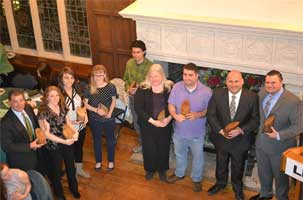 LIU Post Honors Sustainability Leaders