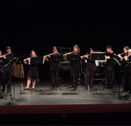 LIU Post Flute Ensemble & Percussion Ensemble Concert