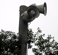 C.W. Post Campus Emergency Sirens