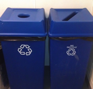Recycling in the Residence Halls