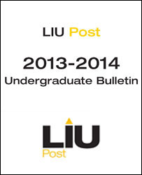 LIU Post Undergraduate Bulletin 2013-14