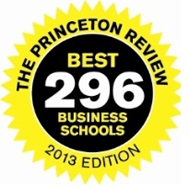 The Princeton Review Best 296 Business Schools 2013 Edition