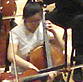 Woman Playing String Instrument