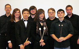 C.W. Post Percussion Ensemble