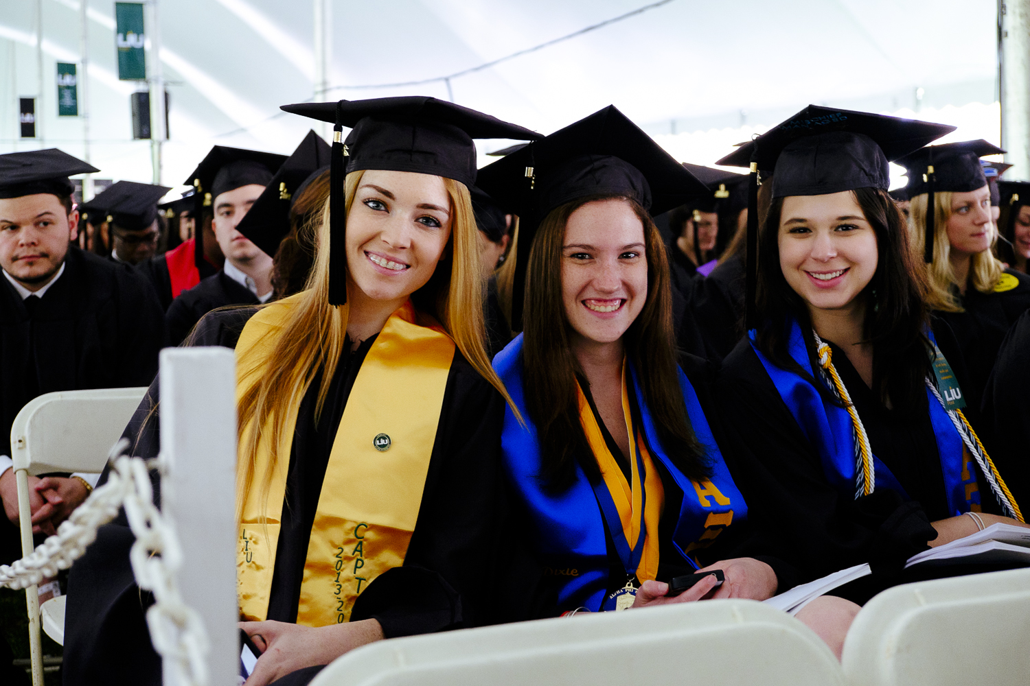 LIU Post Commencement 2014
