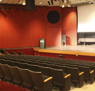 Hillwood Commons Lecture Hall
