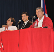 LIU Global Costa Rica Presidential Candidates