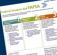 Financial Aid - Federeal Student Aid