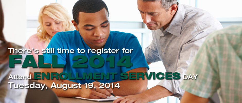 LIu Post Enrollment Services Day, August 19, 2014